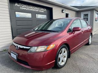 Used 2006 Honda Civic LX for sale in Kingston, ON