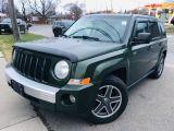 2009 Jeep Patriot NORTH EDITION 4X4