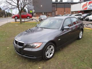 Used 2008 BMW 3 Series 328xi ~ AWD ~ LOW KM ~ SAFETY INCLUDED for sale in Toronto, ON