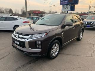 Used 2020 Mitsubishi RVR SE for sale in Brantford, ON