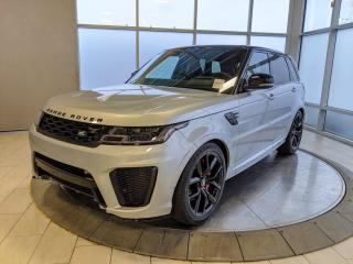 New 2021 Land Rover Range Rover SPORT for sale in Edmonton, AB