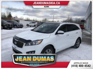 Used 2016 Kia Sorento MODÈLE SX MOTEUR V6  3,3 L 7 places 5000 for sale in Alma, QC