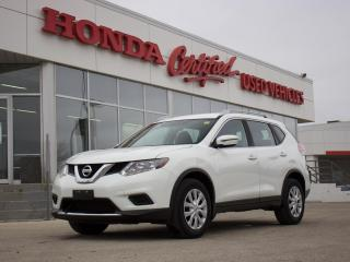 Used 2016 Nissan Rogue S AWD | LOCAL | NO ACCIDENTS! for sale in Winnipeg, MB