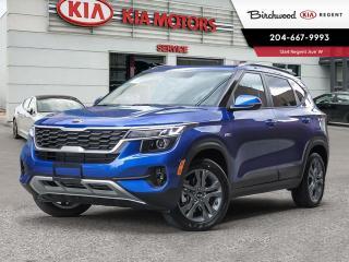 New 2021 Kia Seltos LX AWD *Rear Camera! Heated Seats! for sale in Winnipeg, MB