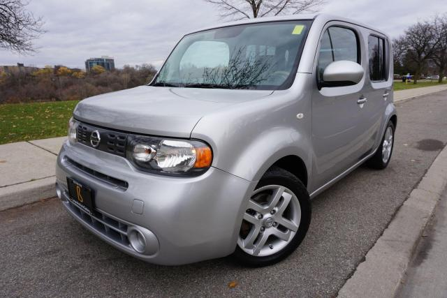 2009 Nissan Cube SL / NO ACCIDENTS / LOCALLY OWNED / CERTIFIED