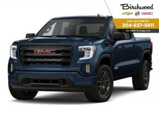 New 2021 GMC Sierra 1500 Elevation Year End Sale for sale in Winnipeg, MB