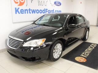 Used 2012 Chrysler 200 Inspection passed | Easy on the wallet | Easy on the eyes | for sale in Edmonton, AB