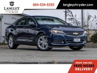 Used 2015 Chevrolet Impala LT  Accident Free/ Leather/ Single Owner for sale in Surrey, BC