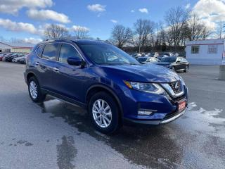Used 2020 Nissan Rogue SV 4dr AWD Sport Utility for sale in Brantford, ON