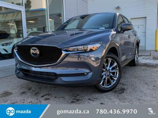 New 2021 Mazda CX-5 Signature for sale in Edmonton, AB