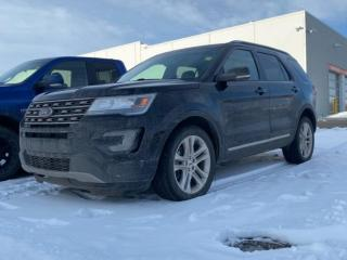 Used 2017 Ford Explorer XLT for sale in Red Deer, AB
