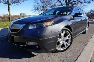 Used 2012 Acura TL ELITE / A-SPEC / NO ACCIDENTS / LOCALLY OWNED for sale in Etobicoke, ON
