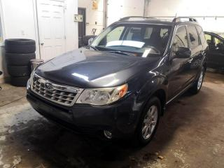 Used 2011 Subaru Forester X Limited for sale in Scarborough, ON