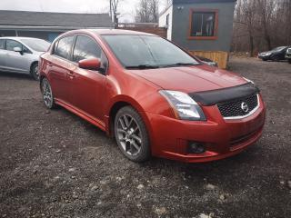 Used 2010 Nissan Sentra SE-R for sale in Ottawa, ON