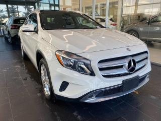 Used 2017 Mercedes-Benz GLA NAVI, DUAL SUNROOF, AWD, ACCIDENT FREE for sale in Edmonton, AB