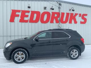 Used 2014 Chevrolet Equinox LT for sale in Headingley, MB