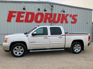 Used 2013 GMC Sierra 1500 SLT for sale in Headingley, MB