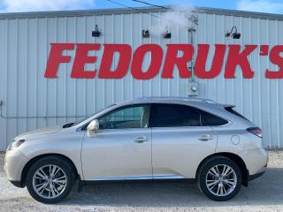 Used 2014 Lexus RX 350 AWD for sale in Headingley, MB