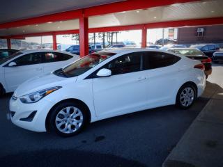 Used 2016 Hyundai Elantra GL for sale in Saint John, NB