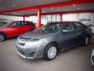 Used 2013 Toyota Camry LE for sale in Saint John, NB