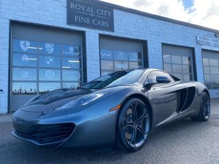 Used 2012 McLaren MP4-12C for sale in Guelph, ON