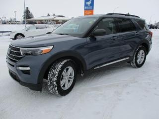 New 2021 Ford Explorer XLT for sale in Wetaskiwin, AB