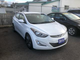 Used 2015 Hyundai Elantra Sport Appearance for sale in St Catharines, ON