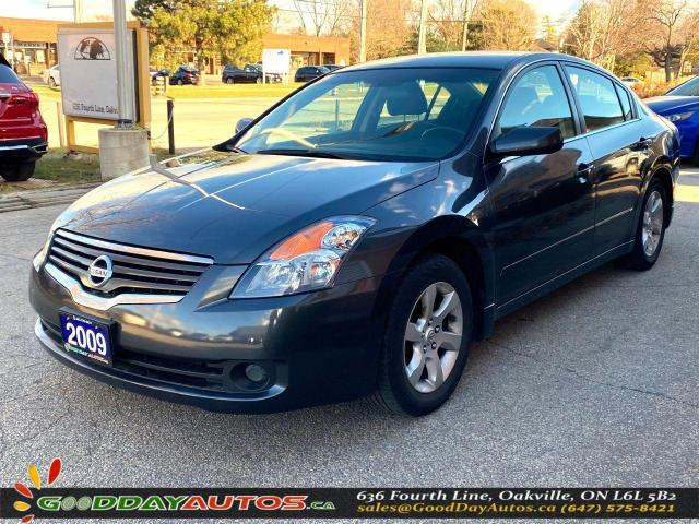 2009 Nissan Altima 2.5 S|LOW KM|NO ACCIDENT|PUSH START|CERTIFIED