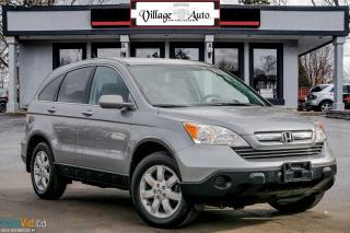 Used 2008 Honda CR-V EX-L for sale in Ancaster, ON
