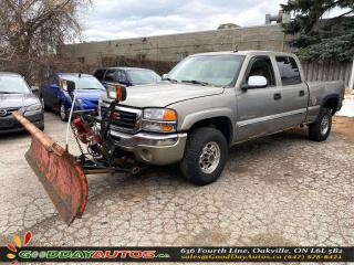 Used 2003 GMC Sierra 1500 SLE for sale in Oakville, ON
