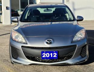 Used 2012 Mazda MAZDA3 GX for sale in Brantford, ON