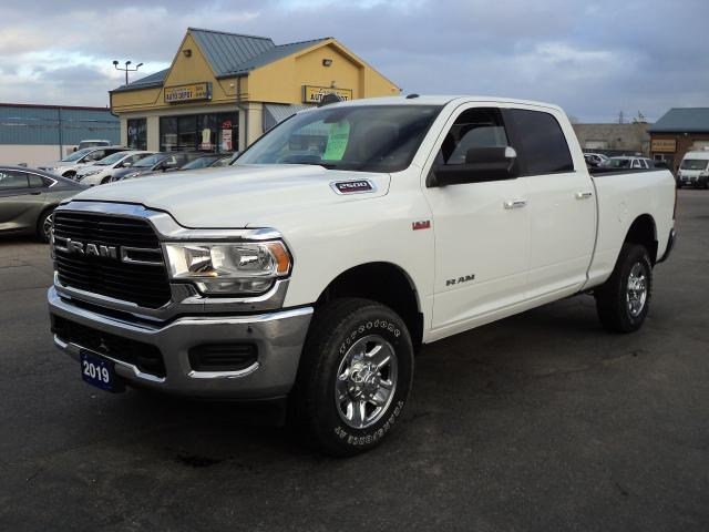 2019 RAM 2500 Big Horn CrewCab 4x4 6.4L Hemi 6.5ft Box BackUpCam