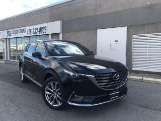 Used 2016 Mazda CX-9 GT-NAVI-7 PASS-LEATHER-CAMERA for sale in Toronto, ON