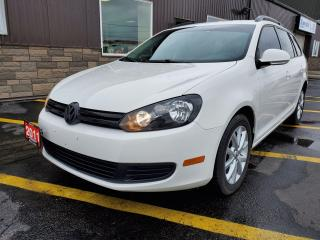 Used 2011 Volkswagen Golf Wagon Comfortline-LOCAL TRADE-TINTED WINDOWS for sale in Tilbury, ON