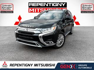 Used 2019 Mitsubishi Outlander Phev Gt - S-AWC, CAMERA 360, CRUISE ADAPTATIF for sale in Repentigny, QC