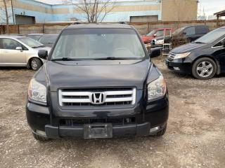 Used 2007 Honda Pilot EX-L for sale in Hamilton, ON