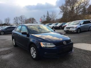 Used 2013 Volkswagen Jetta TRENDLINE+ for sale in London, ON