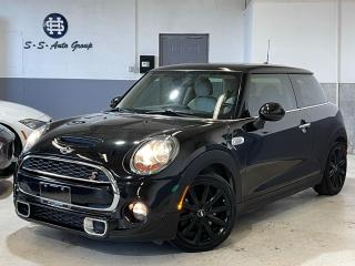 Used 2015 MINI Cooper S |PANO ROOF|PUSH BUTTON|ACCIDENT FREE|LOADED| for sale in Oakville, ON