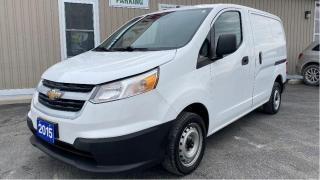 Used 2015 Chevrolet City Express LT for sale in Tilbury, ON