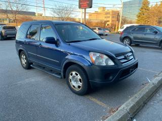 Used 2005 Honda CR-V EX for sale in North York, ON