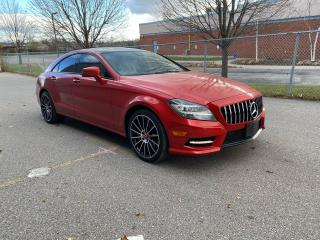 Used 2013 Mercedes-Benz CLS-Class CLS 550 for sale in North York, ON