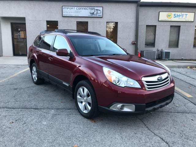 2012 Subaru Outback 3.6R Limited,NAV,LEATHER,NO ACCIDENTS !!