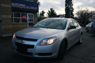 Used 2011 Chevrolet Malibu LS for sale in Nepean, ON