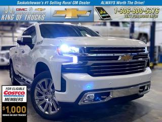 New 2021 Chevrolet Silverado 1500 High Country for sale in Rosetown, SK