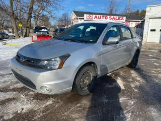 Used 2010 Ford Focus SES/Automatic/Leather/Roof/BT/AS IS Special for sale in Scarborough, ON