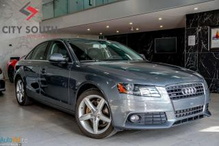 Used 2012 Audi A4 2.0T PREMIUM for sale in Toronto, ON