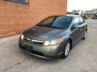 Used 2008 Honda Civic LX/ NO ACCIDENTS for sale in Oakville, ON