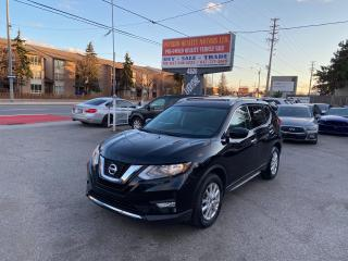 Used 2017 Nissan Rogue SV for sale in Toronto, ON
