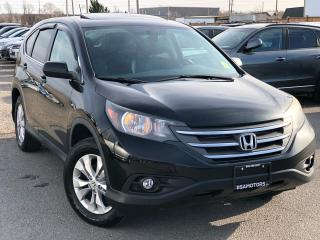Used 2014 Honda CR-V EX-L for sale in Oakville, ON