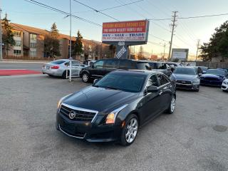 Used 2014 Cadillac ATS RWD for sale in Toronto, ON